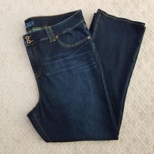 Lucky Brand 24W Emma Boot Cut Jeans A0709